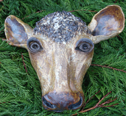 Cow's Head Planter