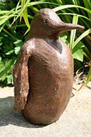 Bronze Penguin